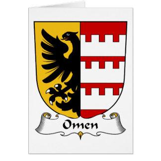 Omen Family Crest Cards