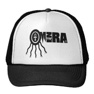 OmenRa logo black copy Cap
