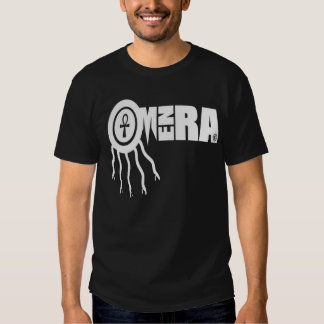 OmenRa logo white copy Tshirt