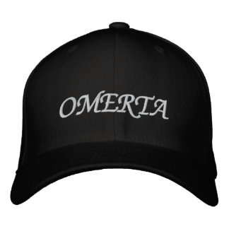 Omerta FTP Embroidered Baseball Cap