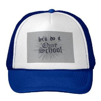 OmeSchool Trucker Hat