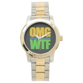 OMG aka WTF custom watches