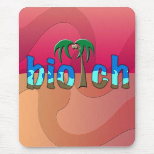 OMG! biotch Mouse Mat