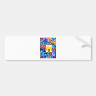 OMG Blossom Bumper Sticker