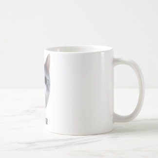 OMG CAT what has he seen Coffee Mugs