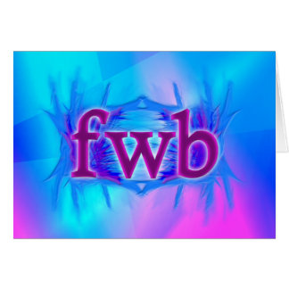OMG! fwb Card