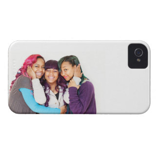 OMG Girlz iPhone 4 Case-Mate Cases