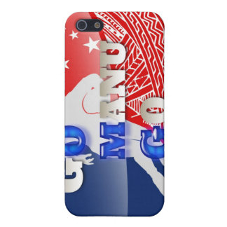 OMG - Go Manu Go Case For iPhone 5/5S