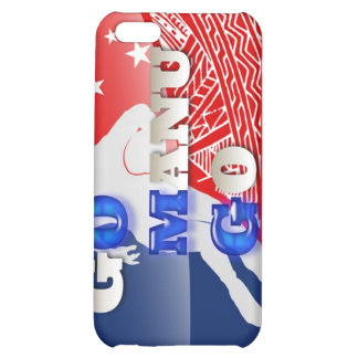 OMG - Go Manu Go Case For iPhone 5C