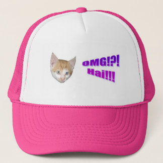 OMG Hai Trucker Hat