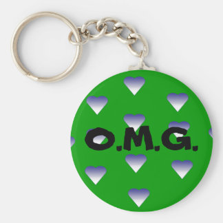 OMG Keychain