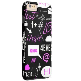 OMG, LOL, #,@ iphone 6 case