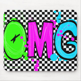 OMG! MOUSE PAD