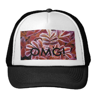 OMG nature on my head! Trucker Hat