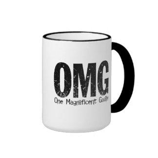 OMG: One Magnificent Goalie Mugs