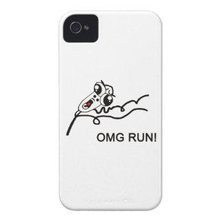 OMG run! - meme iPhone 4 Cases