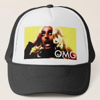 OMG Trucker Trucker Hat