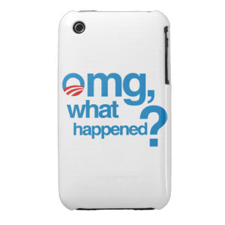 Omg what happened iPhone 3 cover