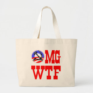 OMG WTF Oh My God What The F*ck Tote Bag