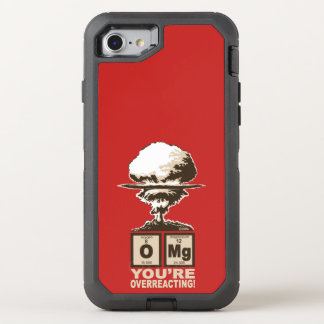 OMG! You are overreacting! OtterBox Defender iPhone 8/7 Case
