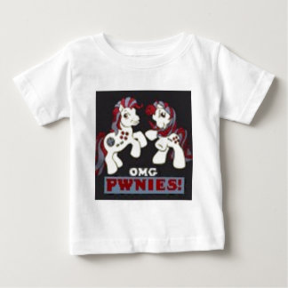 omgpwnies baby T-Shirt