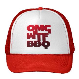 OMGWTFBBQ HATS