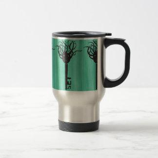 Ominous Key Stainless Steel Travel Mug