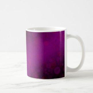 Ominous Purple Basic White Mug