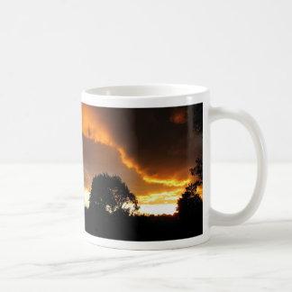 Ominous Sunset ~ Mug
