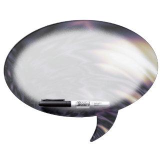 Ominous Swirl Dry-Erase Whiteboard