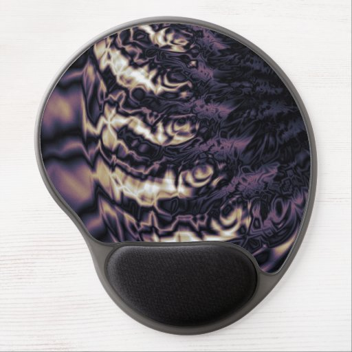Ominous Swirl Gel Mouse Pads