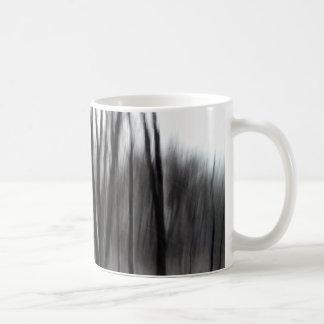 Ominous Trees 2 Basic White Mug