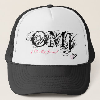 OMJ, ( Oh My Jonas ) - Customized - Customized Trucker Hat