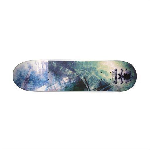 Omnissiah Skate Deck