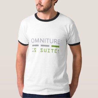 Omniture is Suite! T-Shirt