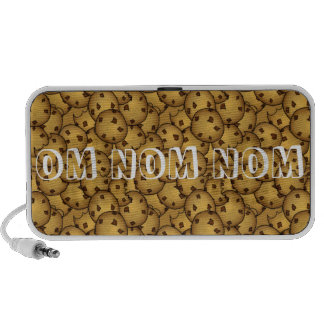 Omnomnom Cookies iPhone Speaker