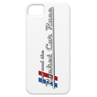 Omo and the Rocket Car Race iPhone 5 Covers