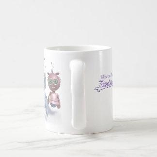 Omo & Olive Basic White Mug