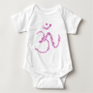 Om's-in-OM Baby Bodysuit
