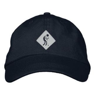 OMSC Adjustable Hat Embroidered Hat
