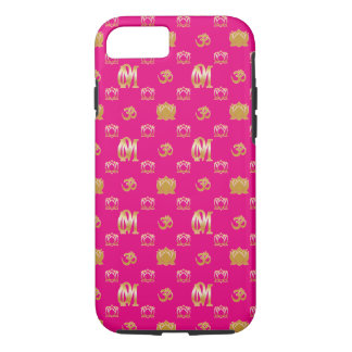 OmTHATCouture Fuschia OmPhone iPhone 7 Case