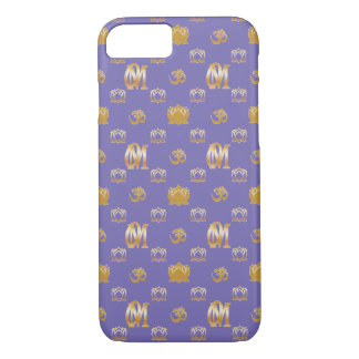 OmTHATCouture Lavender OmPhone iPhone 7 Case