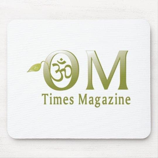 OMTimes Magazine eShop Mouse Mat