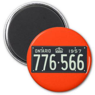 ON57 6 CM ROUND MAGNET