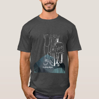 On a journey with Jesus T-Shirt