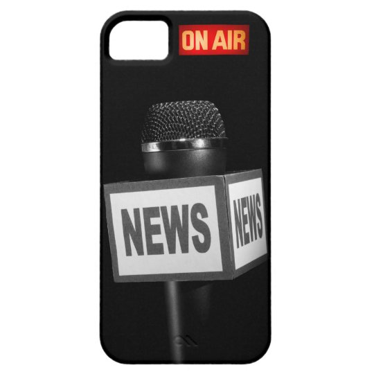 On-Air Microphone Phone Cover