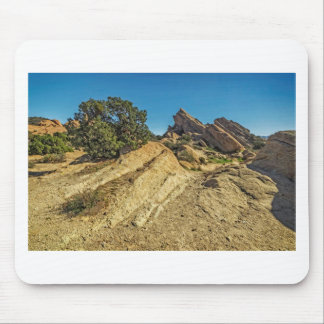 On Approach to Vasquez Rocks Mouse Pad