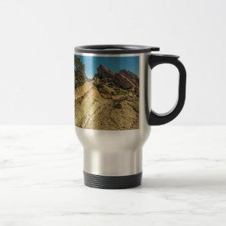 On Approach to Vasquez Rocks Mug