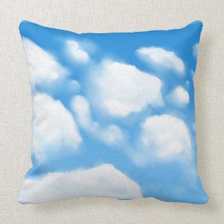 on cloud nine pillow