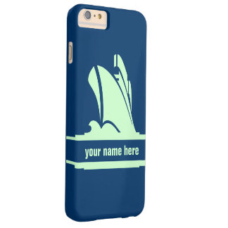 On Course Personalized Case Barely There iPhone 6 Plus Case